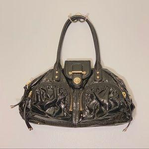 Botkier black patent bag